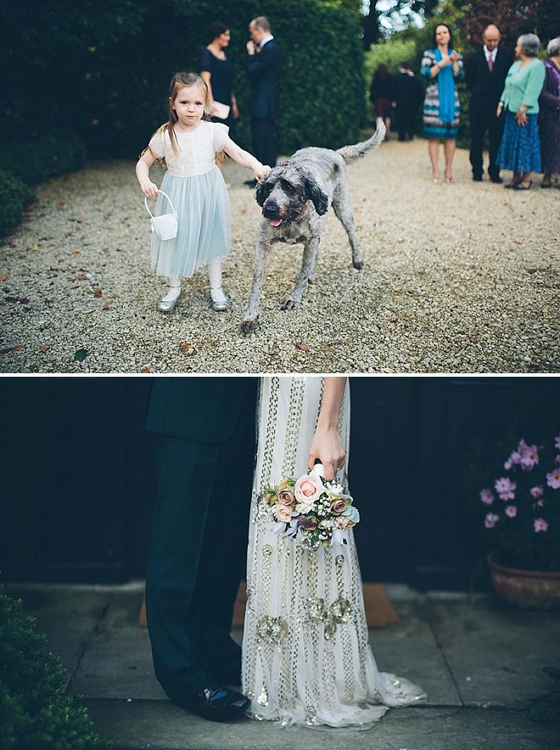 1920s Vintage Wedding Dress 75 Cute  Art Deco and