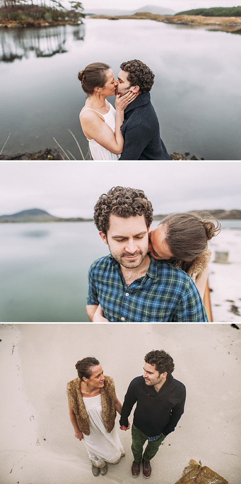 Atmospheric Engagement Shoot From Connemara In West Ireland With Images From Thierry Joubert At Pretty Days Photography_0001