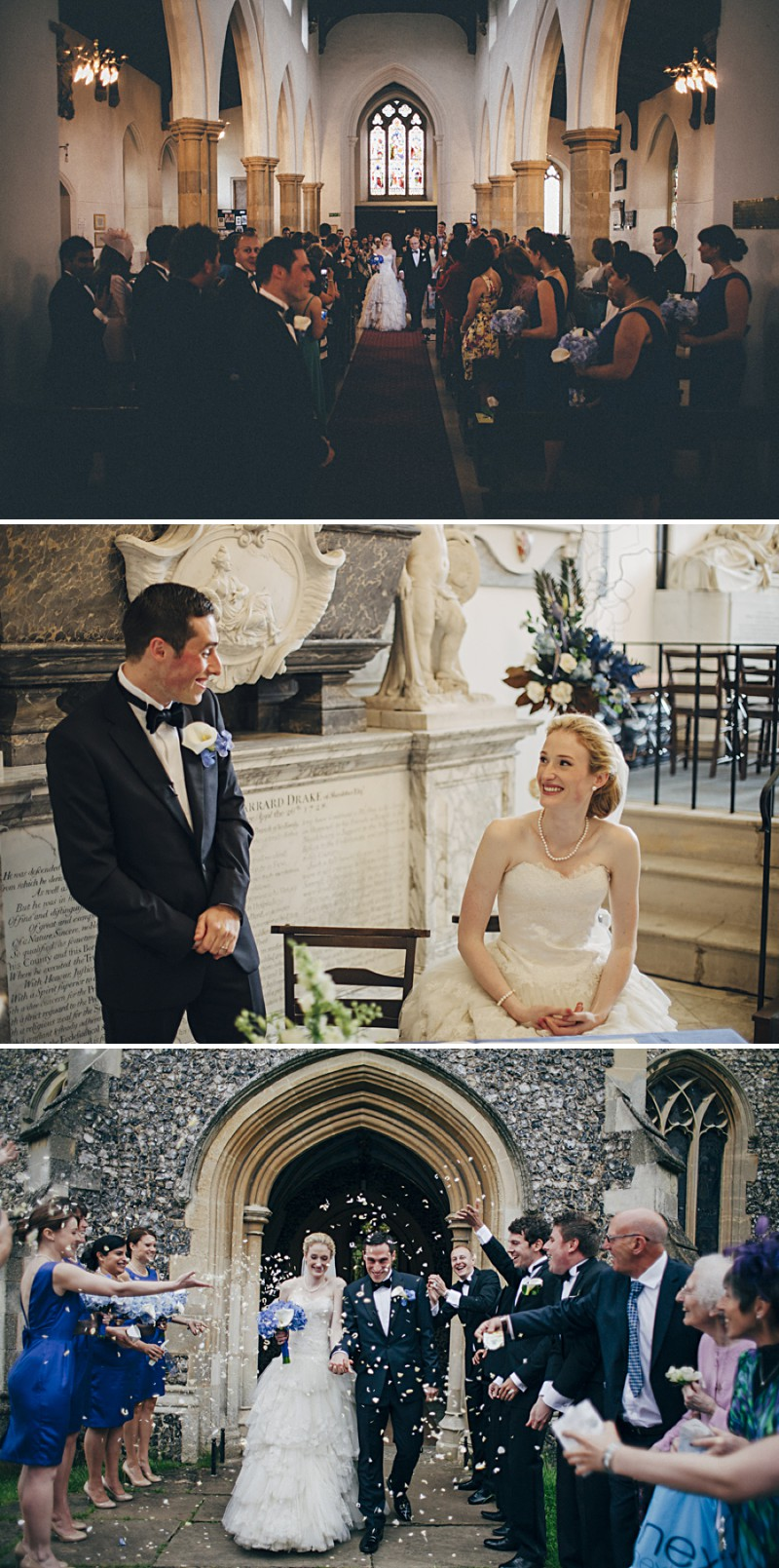 A black tie city wedding with blue colour scheme and Phillipa Lepley gown_0005