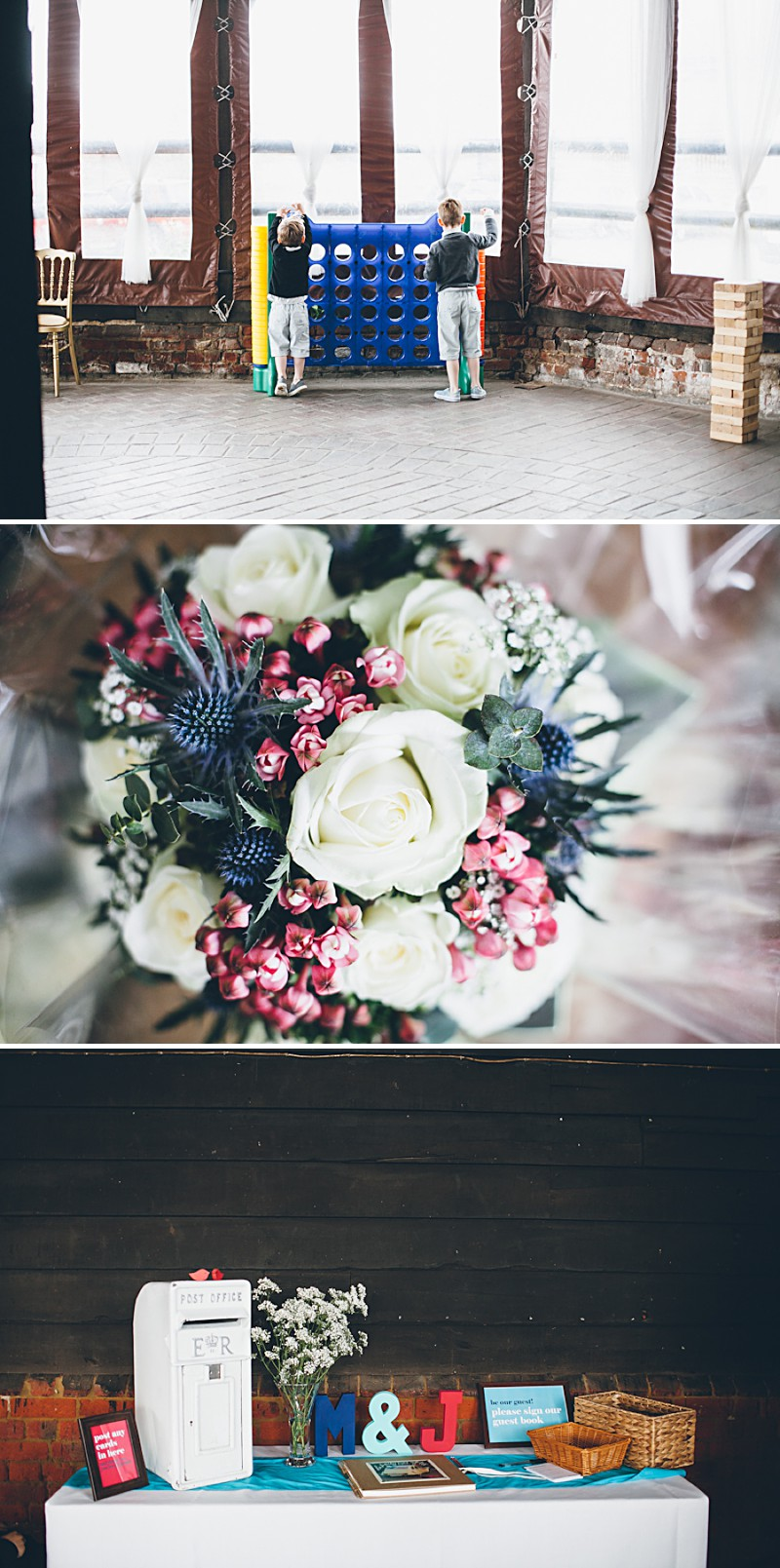 A modern contemporary barn wedding with bright colour scheme Essence of Australia dress and reiss suit.  Home made decorations and DIY elements. Photography by Lemonade Pictures_0008