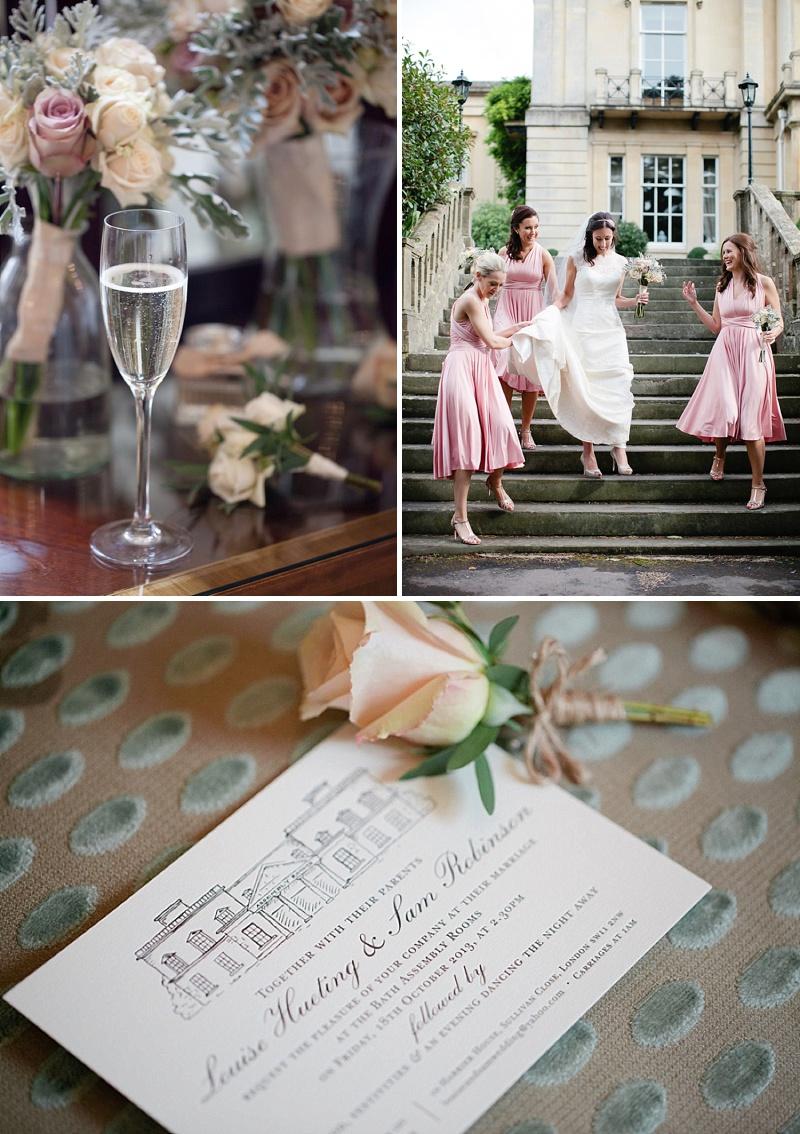 Vintage Wedding Dresses Bath : The twobirds bridesmaids dresses even make a nod to bath s roman