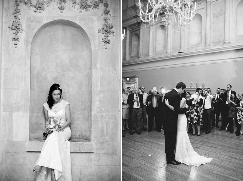 An Elegant Vintage Inspired Wedding At The Assembly Rooms Bath With Bride In Baroque By Suzanne Neville And Bridesmaids In Pink TwoBirds Gowns With Flowers From Flowers By Passion And Images From Helen Cawte Photography 10
