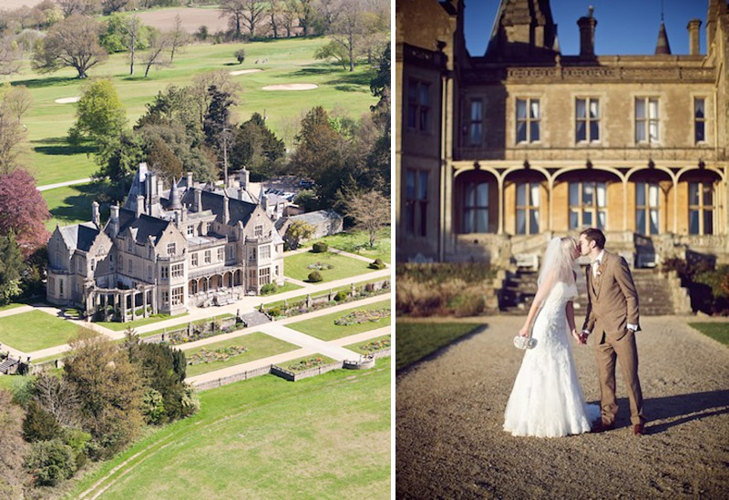An exclusive fairytale wedding venue situated in the heart of stunning Somerset! Orchardleigh is an exclusive 550 acre estate, located 10 miles from Bath._0014