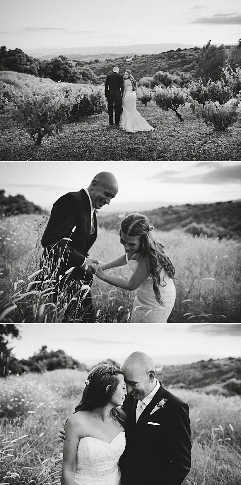 Destination Wedding In Gaucin In Spain With An Orange And Navy Colour Scheme And A La Sposa Wedding Dress With Photography By David Jenkins._0009
