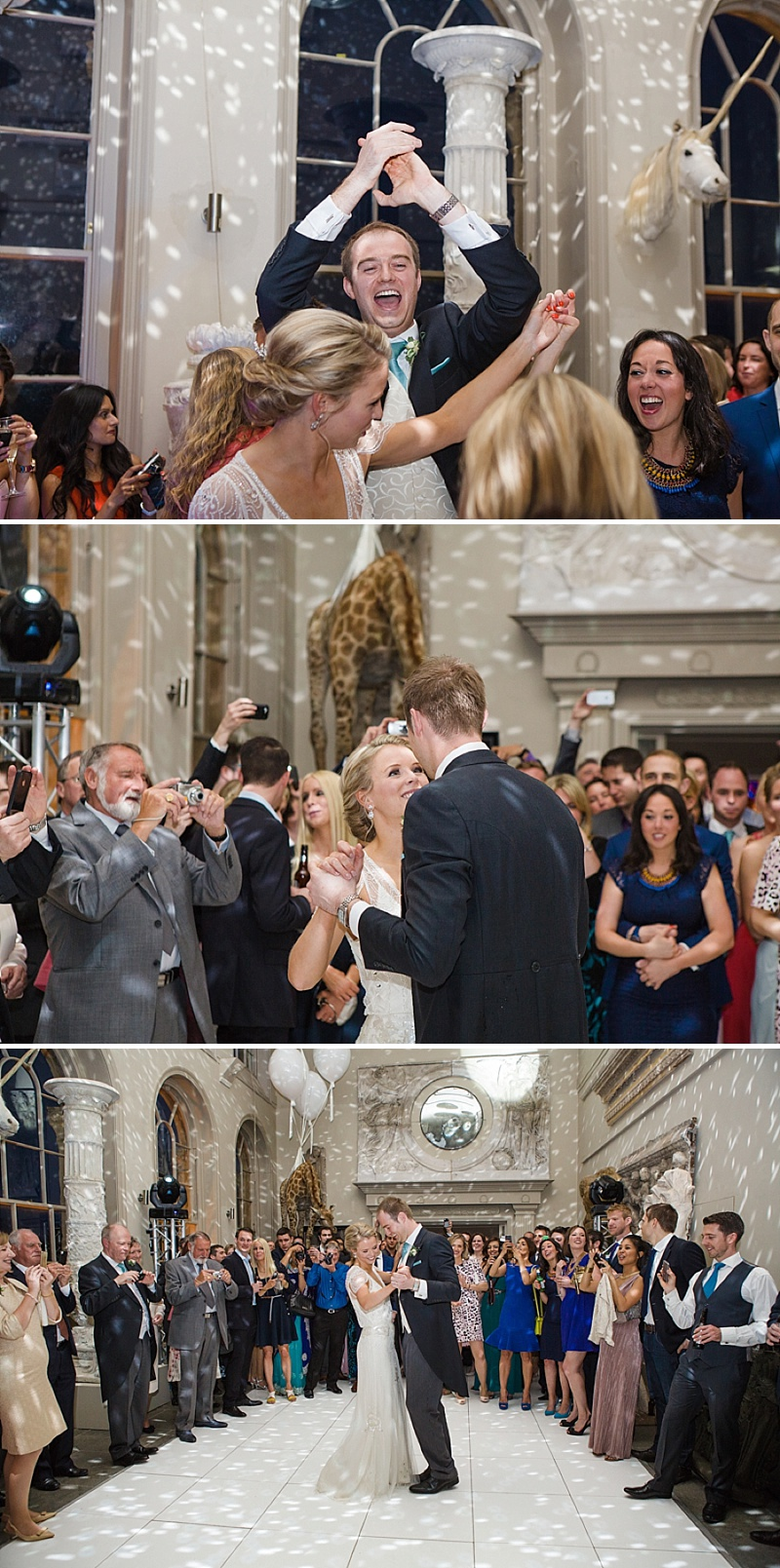 Elegant Wedding At Aynhoe Park With A Pastel Colour Scheme And Bride In A Lace Cap Sleeved Augusta Jones Dress For The Ceremony And A Sequinned Jenny Packham Gown For The Reception And Bridesmaids In Pink Dresses From Ted Baker 10