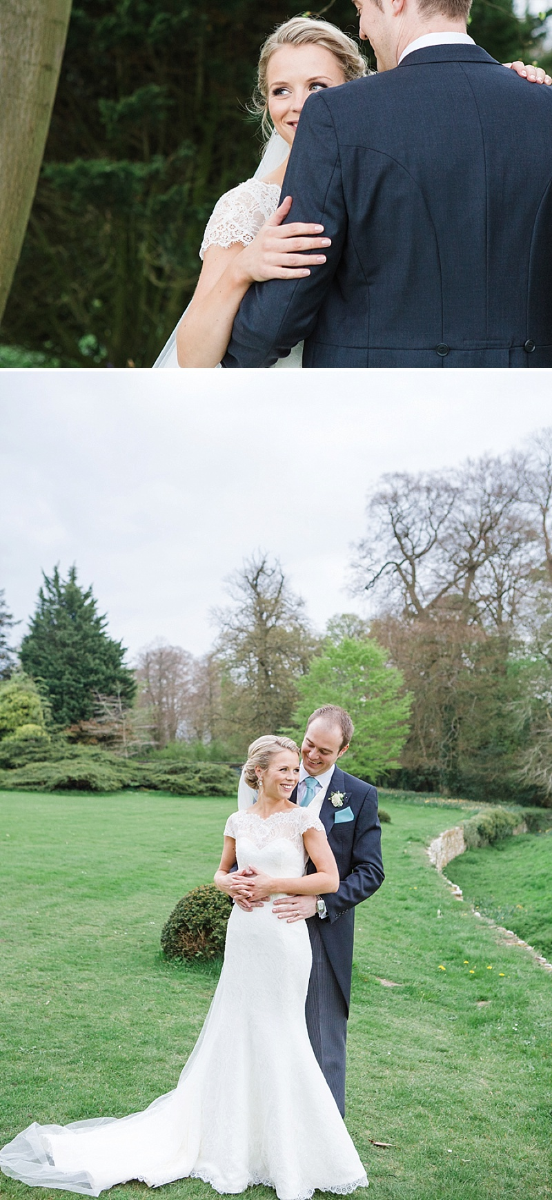 Elegant Wedding At Aynhoe Park With A Pastel Colour Scheme And Bride In A Lace Cap Sleeved Augusta Jones Dress For The Ceremony And A Sequinned Jenny Packham Gown For The Reception And Bridesmaids In Pink Dresses From Ted Baker 6