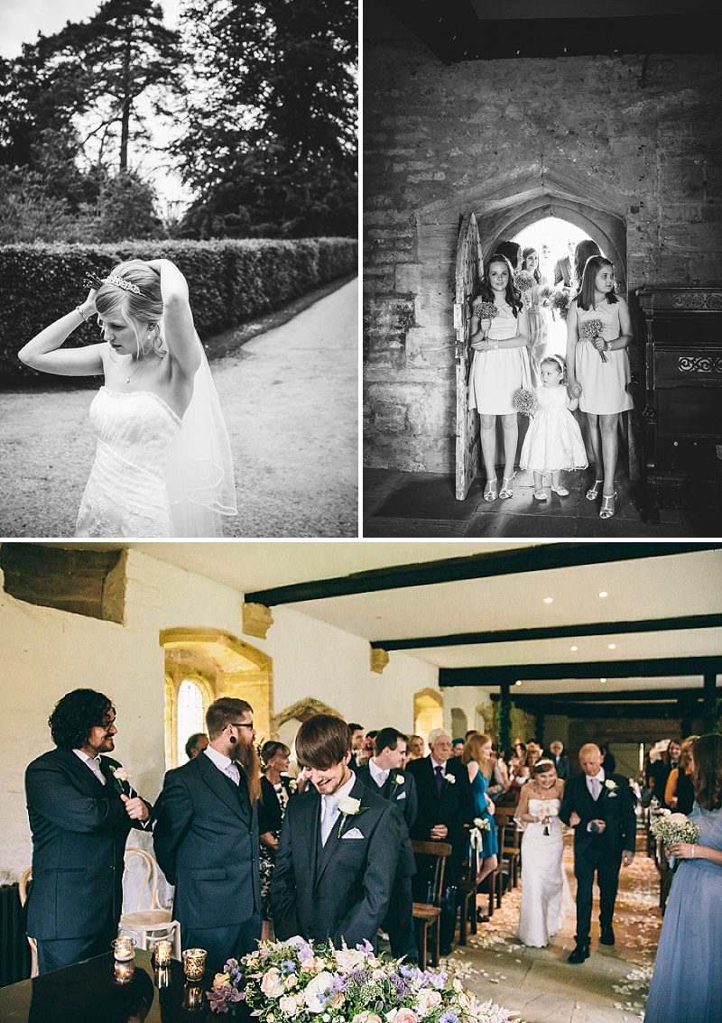 Elegant Wedding At Brympton House In Somerset With A Duck Egg Blue Colour Scheme With Bride In Gown From Prima Moda And Groom In Suit From Moss With Images From How Photography 4