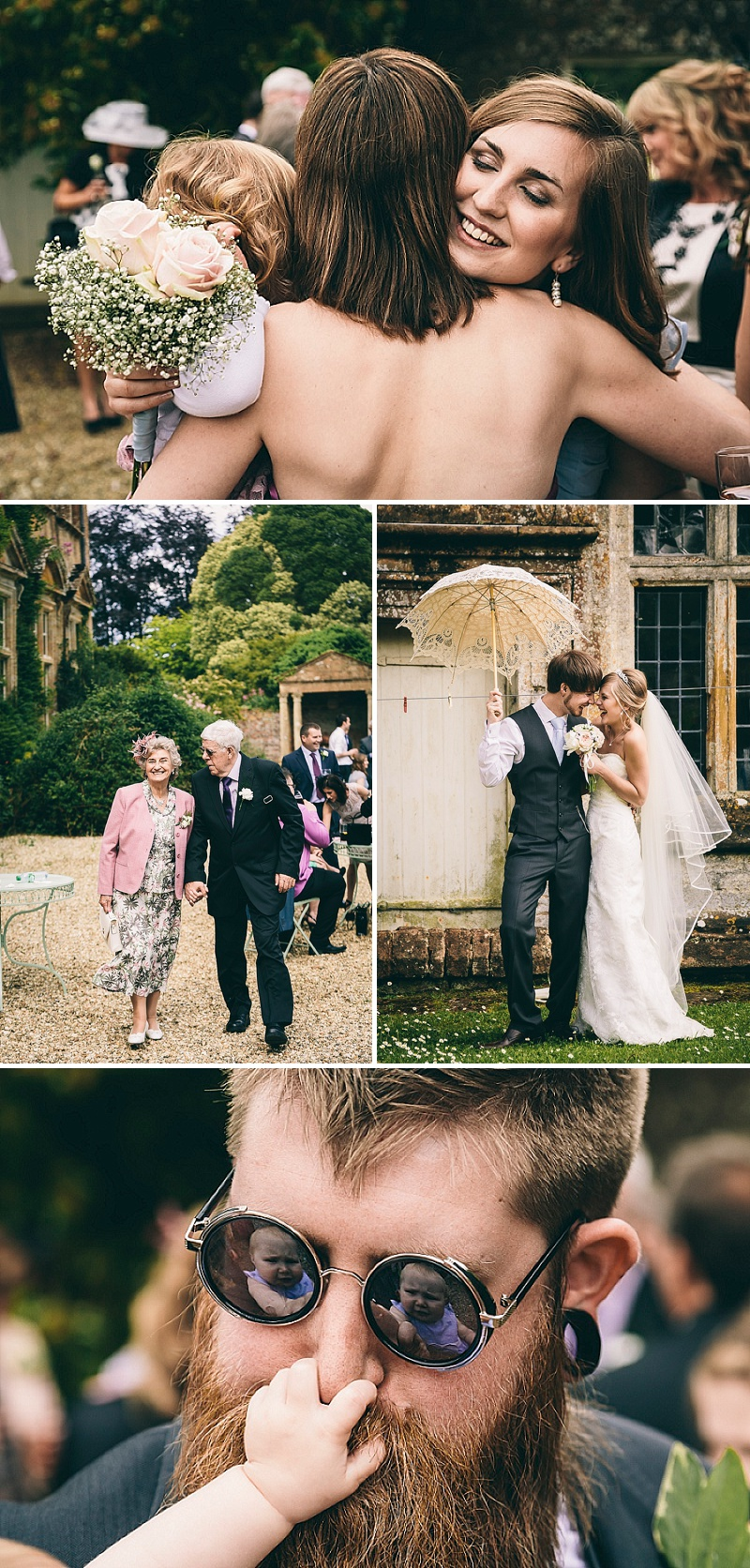 Elegant Wedding At Brympton House In Somerset With A Duck Egg Blue Colour Scheme With Bride In Gown From Prima Moda And Groom In Suit From Moss With Images From How Photography 7