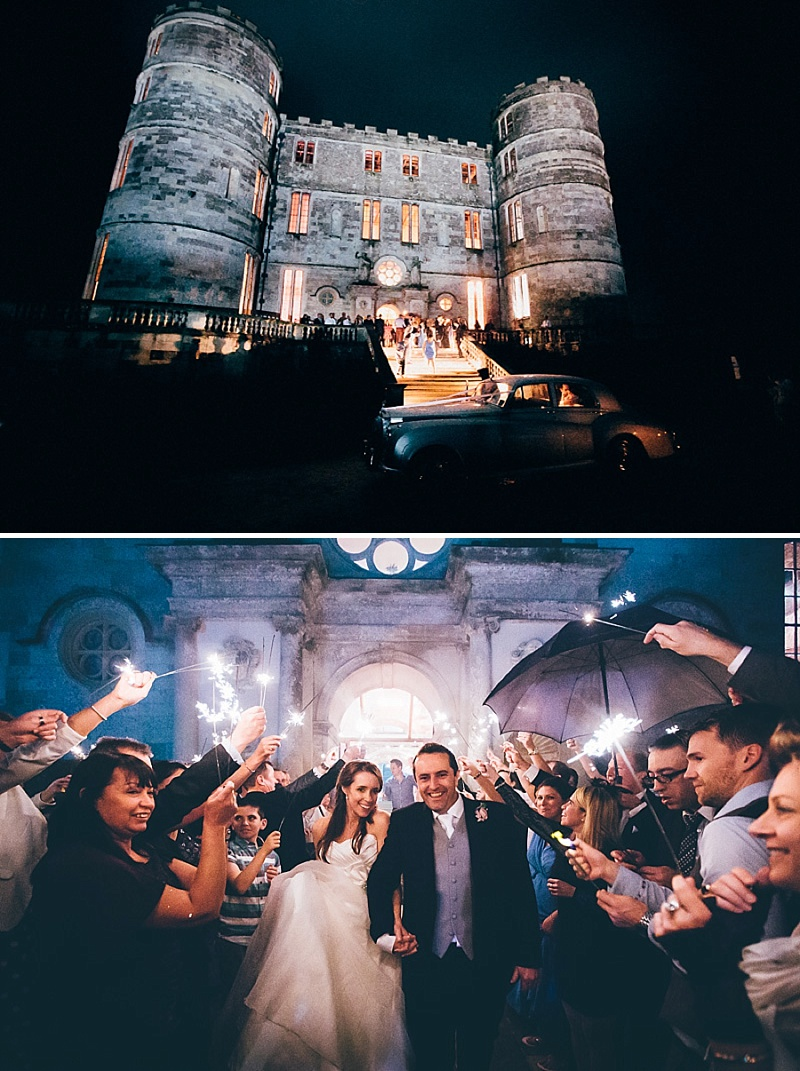 Elegant Wedding At Lulworth Castle In Dorset With Bride In Heidi By Sassi Holford And Bridesmaids In Dessy With Accessories From Glitzy Secrets And Groom In Suit By Austin Reed With Images From Dorset Wedding Photographer Paul Underhill 10