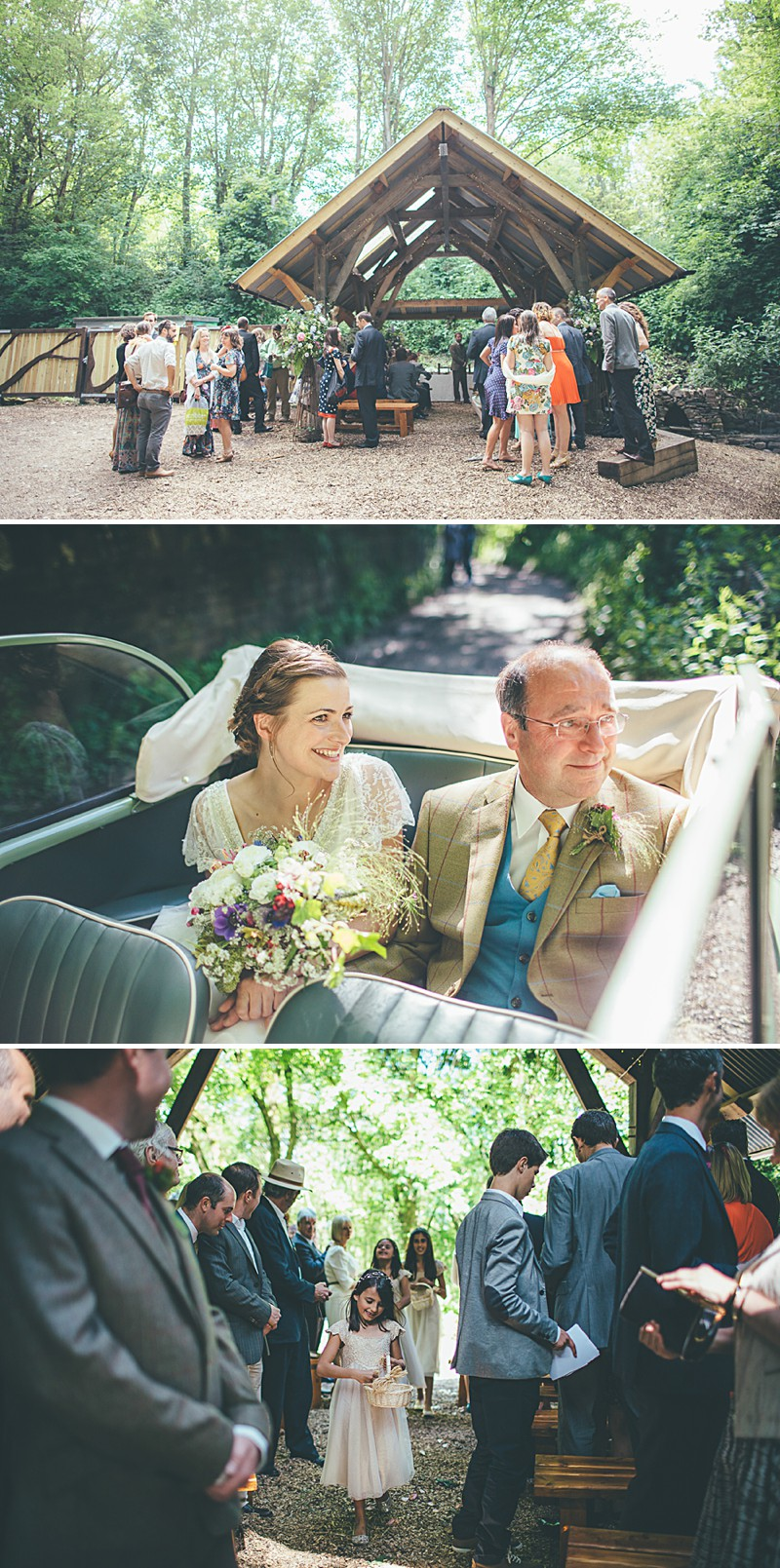 Rustic Wedding At Arnos Vale In Bristol With A Rania