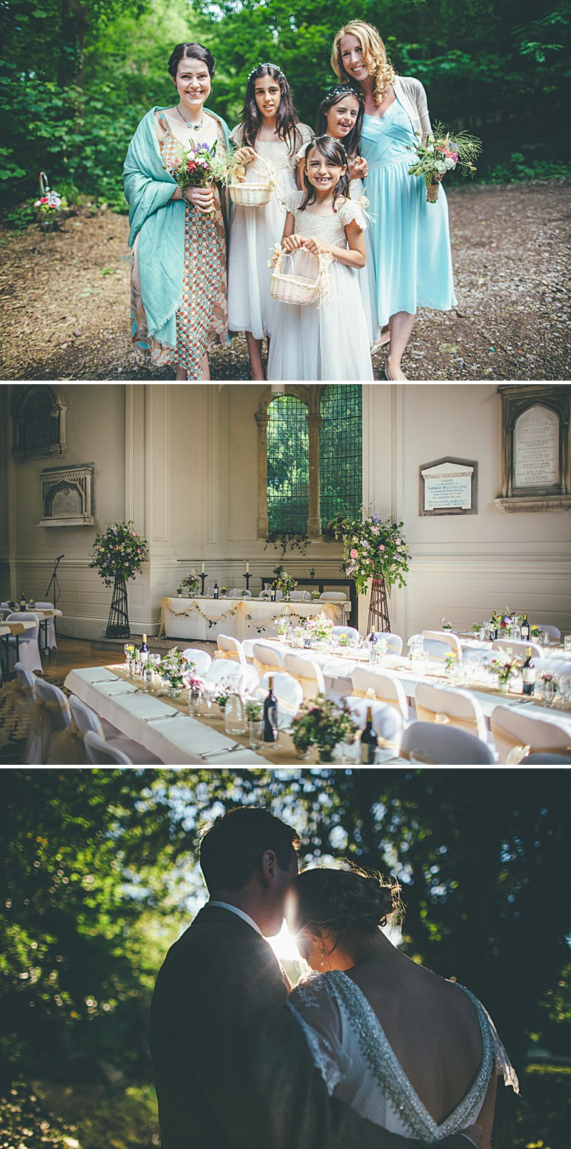 Rustic Wedding At Arnos Vale In Bristol With A 'Rania' Dress by Anouska G And Groom In Walker Slater Suit By Matt Willis Photography._0005