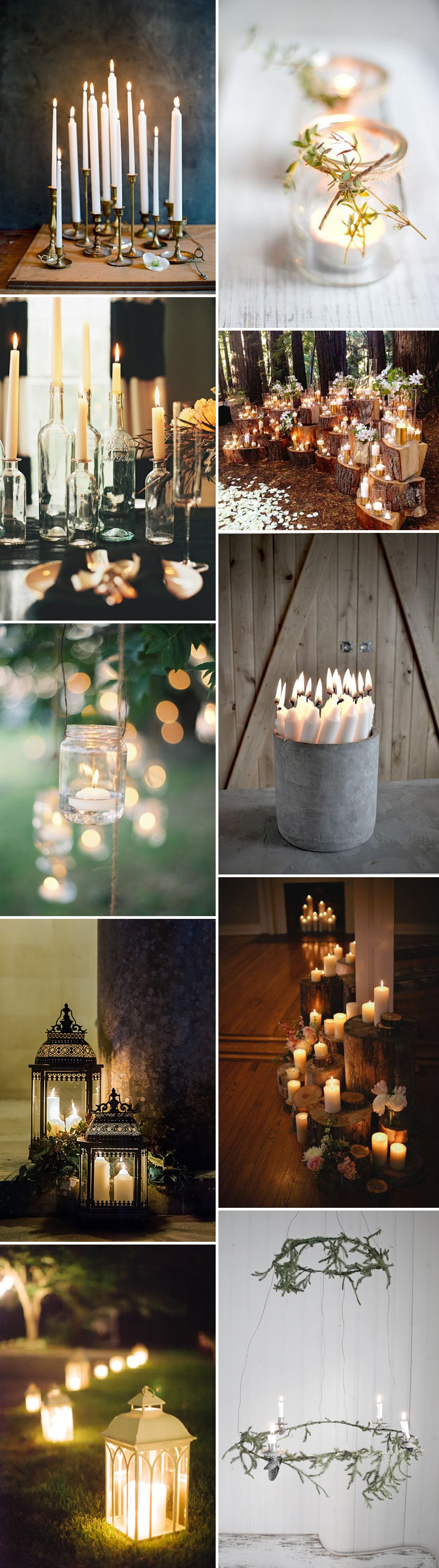 Wedding Lighting Design Inspiration And Ideas For Your Big Day Including Festoon Lighting and Candles._0001