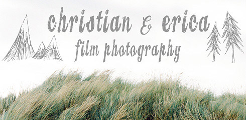 Christian & Erica Film Photography - BLOCK2