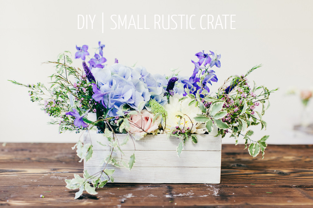 Rustic Wedding Table Centrepiece DIY Tutorial Showing You How To Create A Floral Centrepiece
