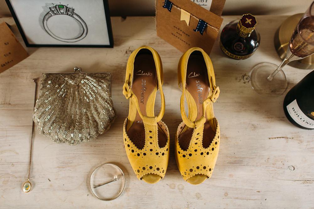 Yellow Wedding Shoes 28 Beautiful Image by uca