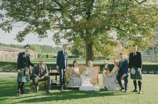 Modern Vintage Weddings - Louise & Phil