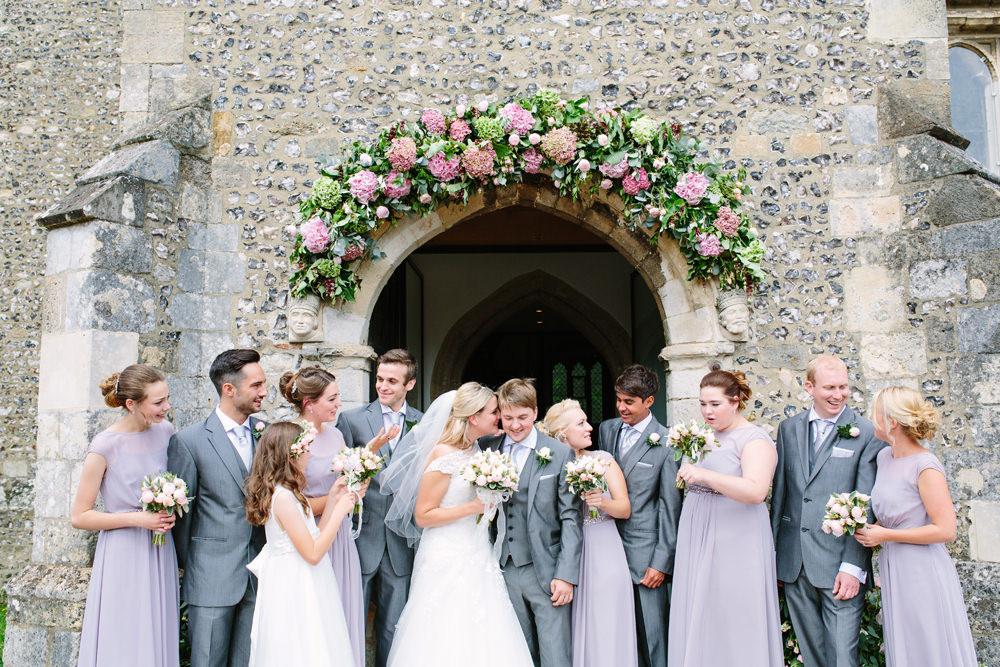 Pronovias Leonela Wedding Gown Amp Coast Bridesmaid Dresses With No 1 By Jenny Packham
