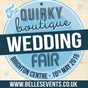 quirky boutique wedding fair inpost