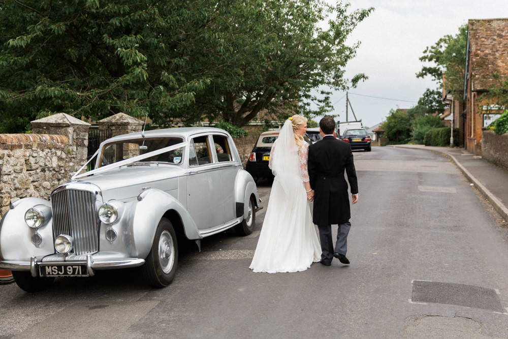 Kent coast wedding