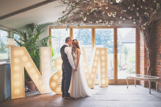 Marianne and Neil Newton Hall Wedding Northumberland Katy Melling Photography