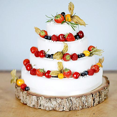 Diy Wedding Cake: Rock My Cake DIY Budget Wedding Cake Ideas