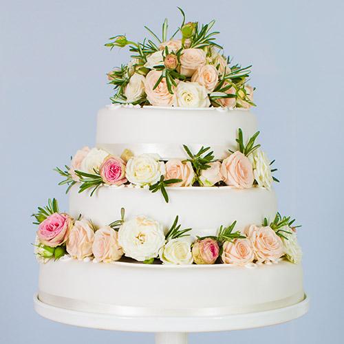 Marks And Spencer Wedding Flowers: Rock My Cake DIY Budget Wedding Cake Ideas