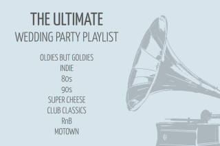 The Ultimate Wedding Party Playlist by RMW