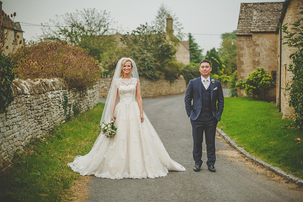 House Of Mooshki Wedding Dress For A Vintage Inspired