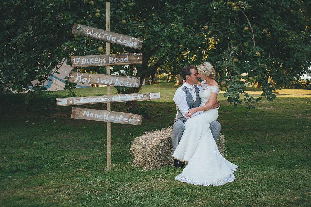 Lace Augusta Jones Gown Outdoor Tipi Country Wedding