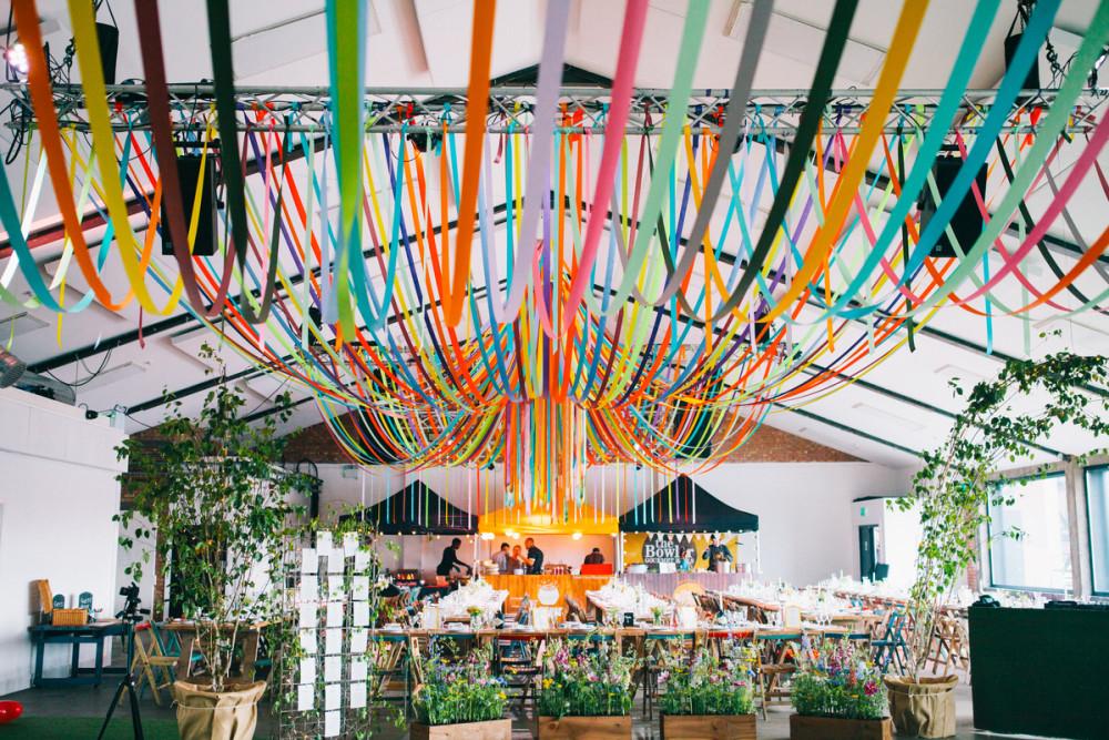 Wedding Ceiling Decorations 75 Superb warehouse wedding venue space