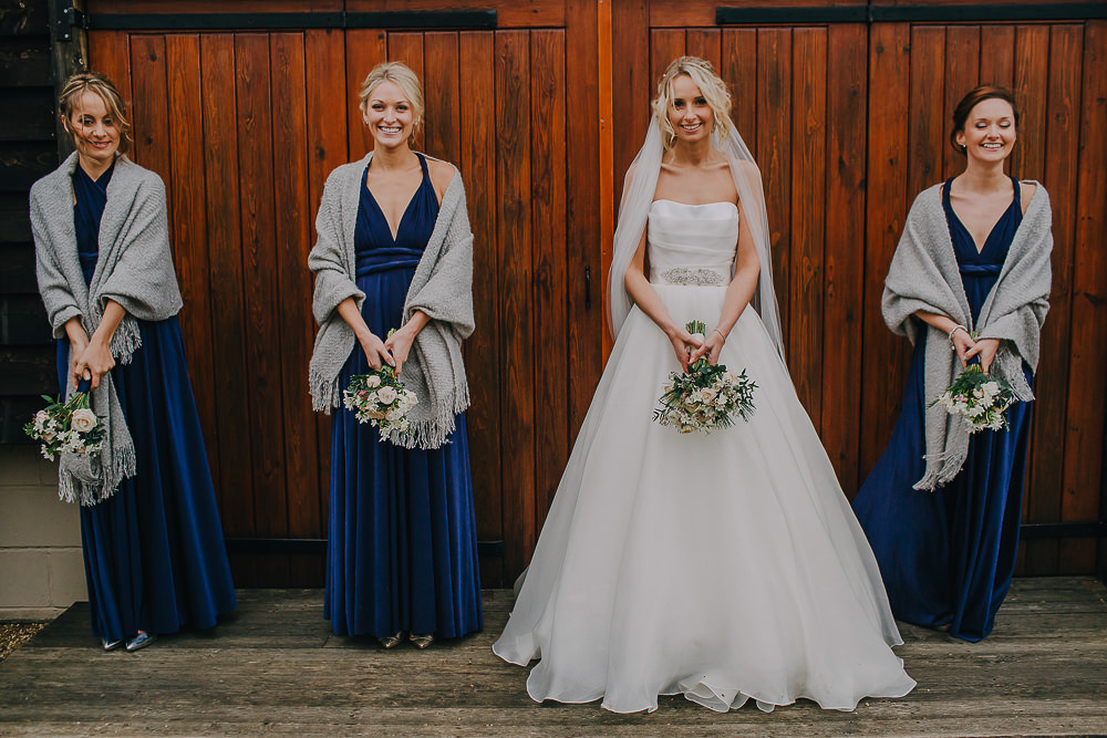 Suzanne Neville come to Cheltenham Wedding dress shop