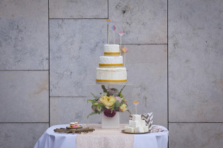 alternative geometric wedding