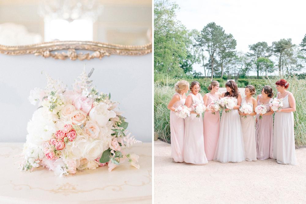 Sarah Jane Ethan via Rock My Wedding, Flowers by Bels Flowers