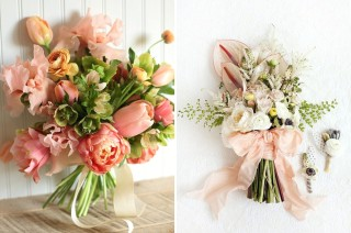 Five Ways To Incorporate Spring Flowers Into Your Wedding Day_0001