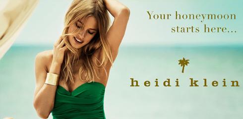 Heidi Klein - Front Page