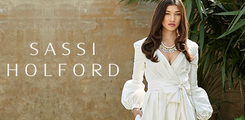 Sassi Holford - FRONT PAGE