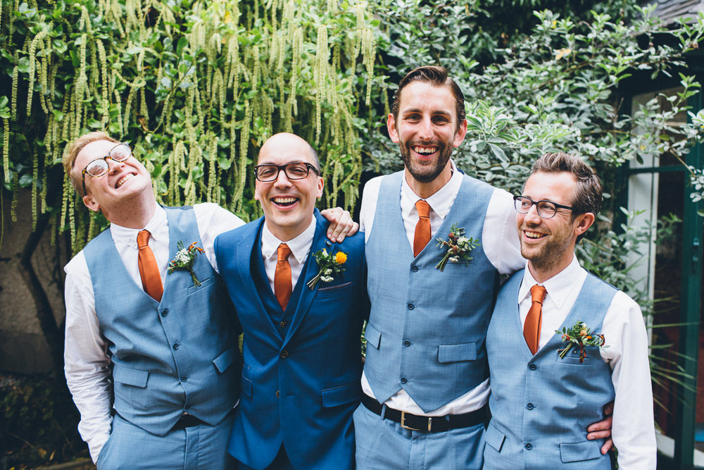 Plunkett wedding