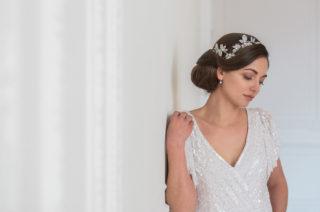 Vine of Extravagance Headpiece - Glitzy Secrets