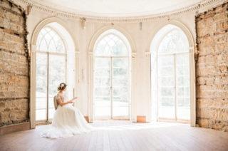 Brinkburn Wedding Styled Shoot