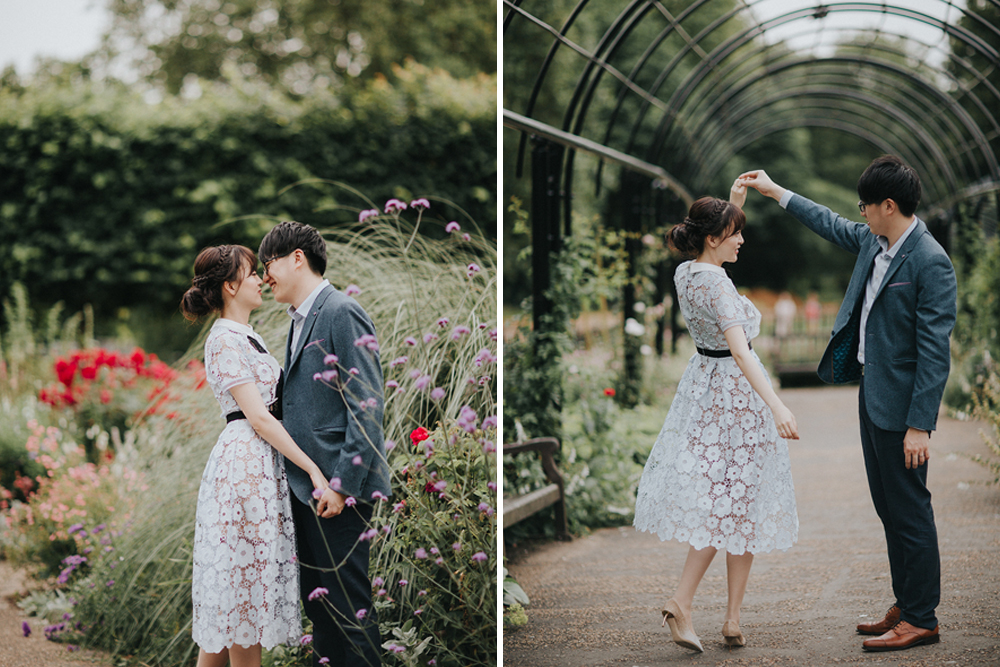 Emma & Jason Pre Wedding Shoot by Irene Yap