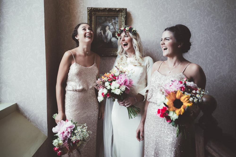 Kirsty wears Elizabeth Stuart | Bridal Boutique Warwickshire