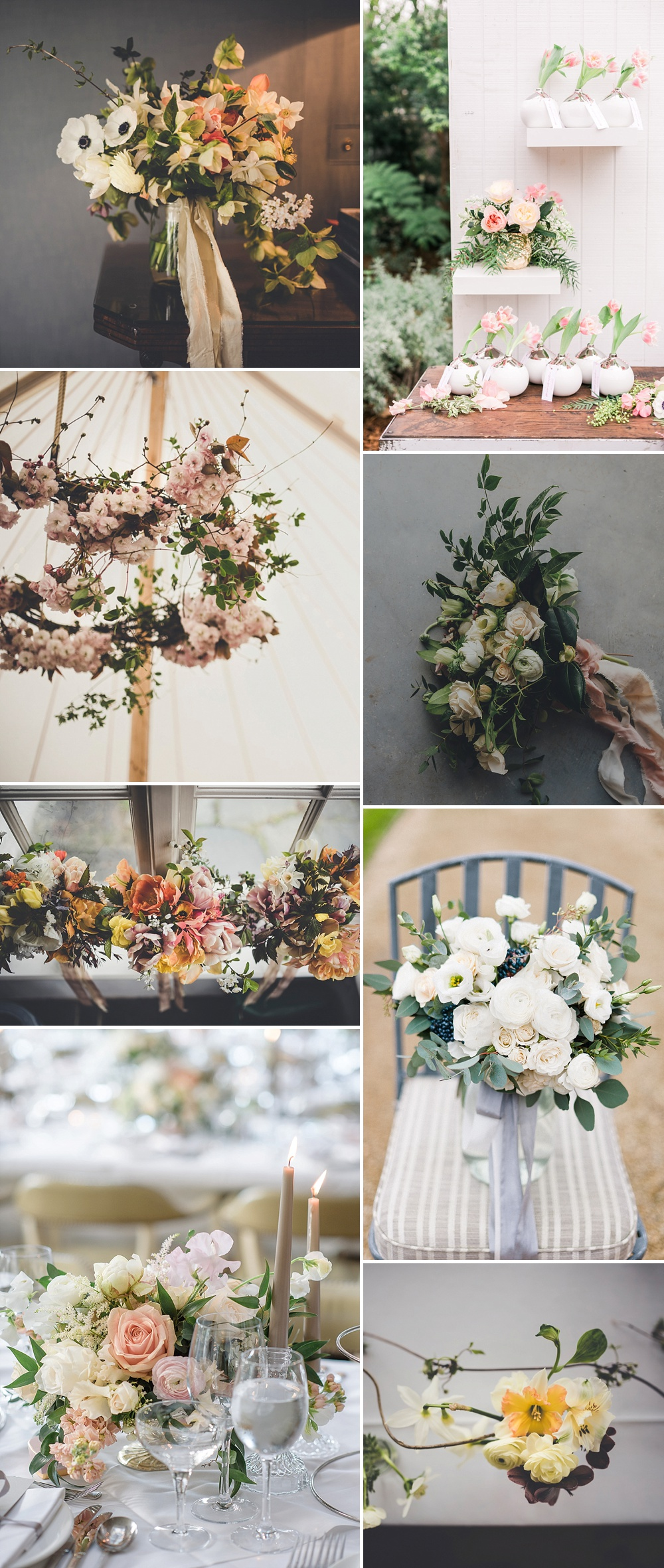 Spring Flower Wedding Inspiration From The Love Lust List