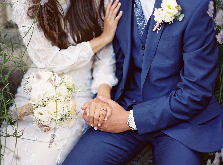 Rock My Wedding Groom Gift : RMW Real Bride Diary Choosing Groomswear Blue & Navy Suits