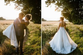 Vicky & Oli By Katherine Ashdown Photography