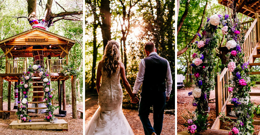 Sarah & James by Epic Love Story