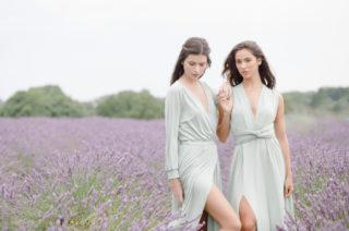 Sage & Lavender by Claire Graham