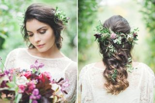 Woodland Luxe Wedding Inspiration