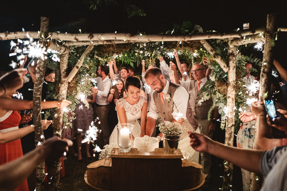 Wedding Photography Sparklers: How To Nail Your Sparkler Send Off Photos...
