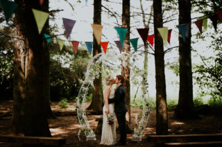 Emily & Jamie's Lineham Farm Wedding By Shutter Go Click