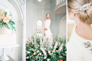 The Goddess's Garden by Bowtie and Belle Photography